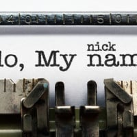 What's Your Nickname Discount - Tuesday April 28th
