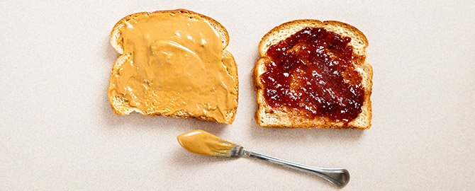 Peanut Butter or Jelly Discount - Saturday August 27th