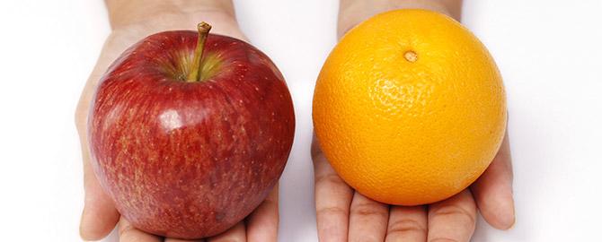 Apples or Oranges Repair Discount - Tuesday October 10th