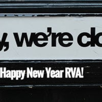 Closed New Years Day 2018 - Monday January 1st