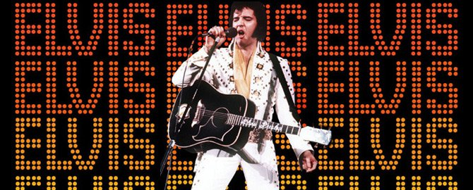 Elvis Impersonation Discount - Wednesday November 4th